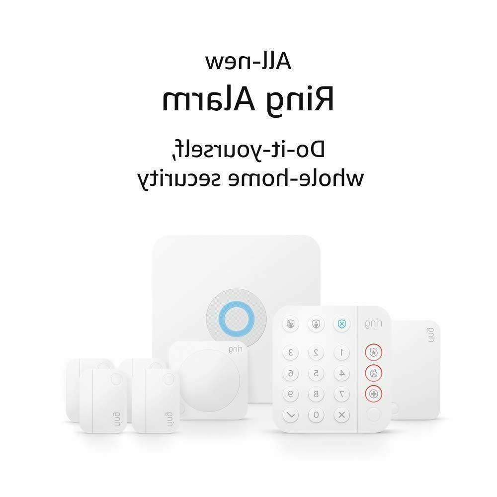 alarm 8 piece security kit 2nd gen