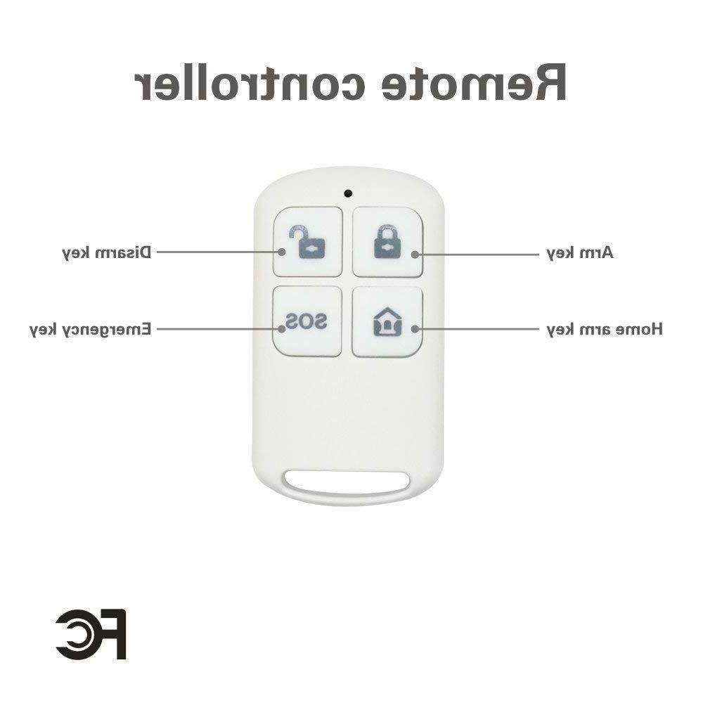 Hausbell Alarm Home System,3G Wireless Smart A