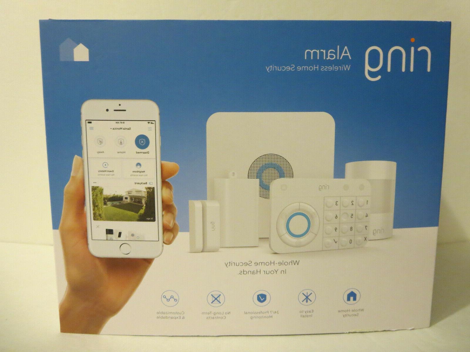 alarm home security system 5 piece starter