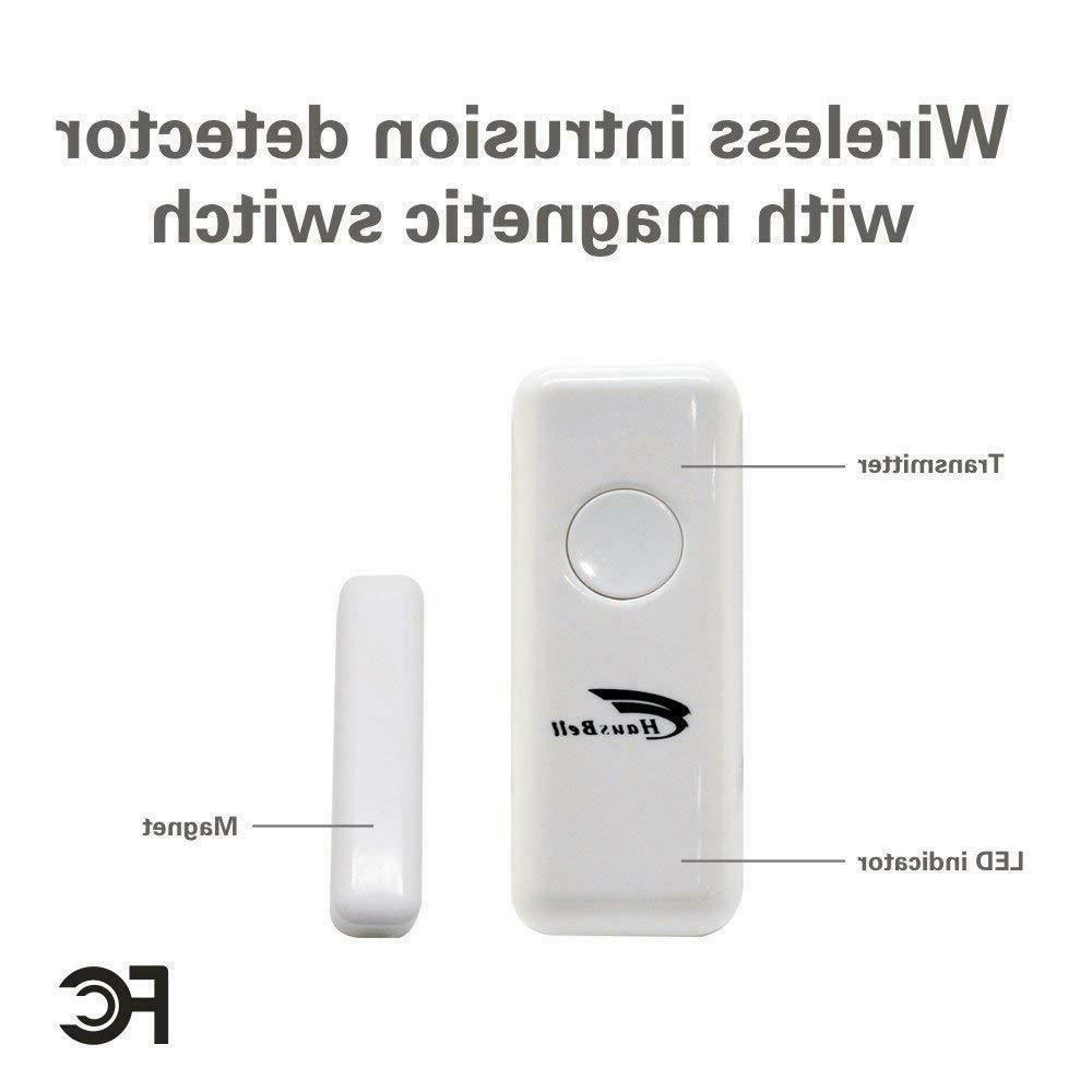 Alarm System WIFI in 1 Wireless Smart GSM Alarm 433MHz GSM