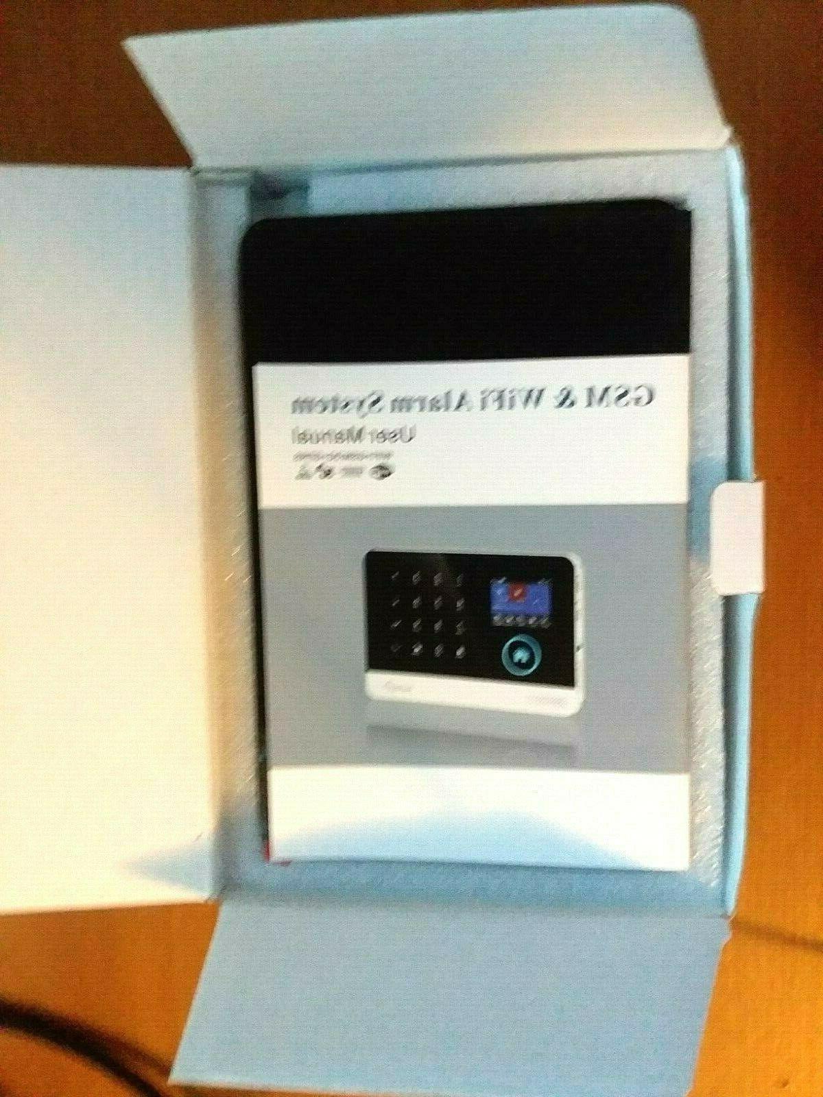 Alarm System & WIFI Wireless Smart Alarm GSM