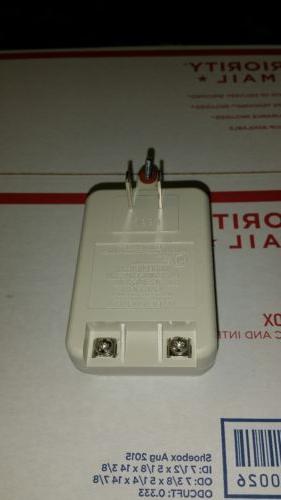 Alarm Plug-in Supply 16.5VAC 20VA Fast Shipping!