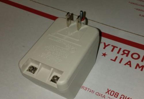 alarm system plug in power supply transformer