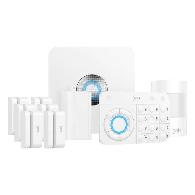 alarm wireless 10 piece security kit