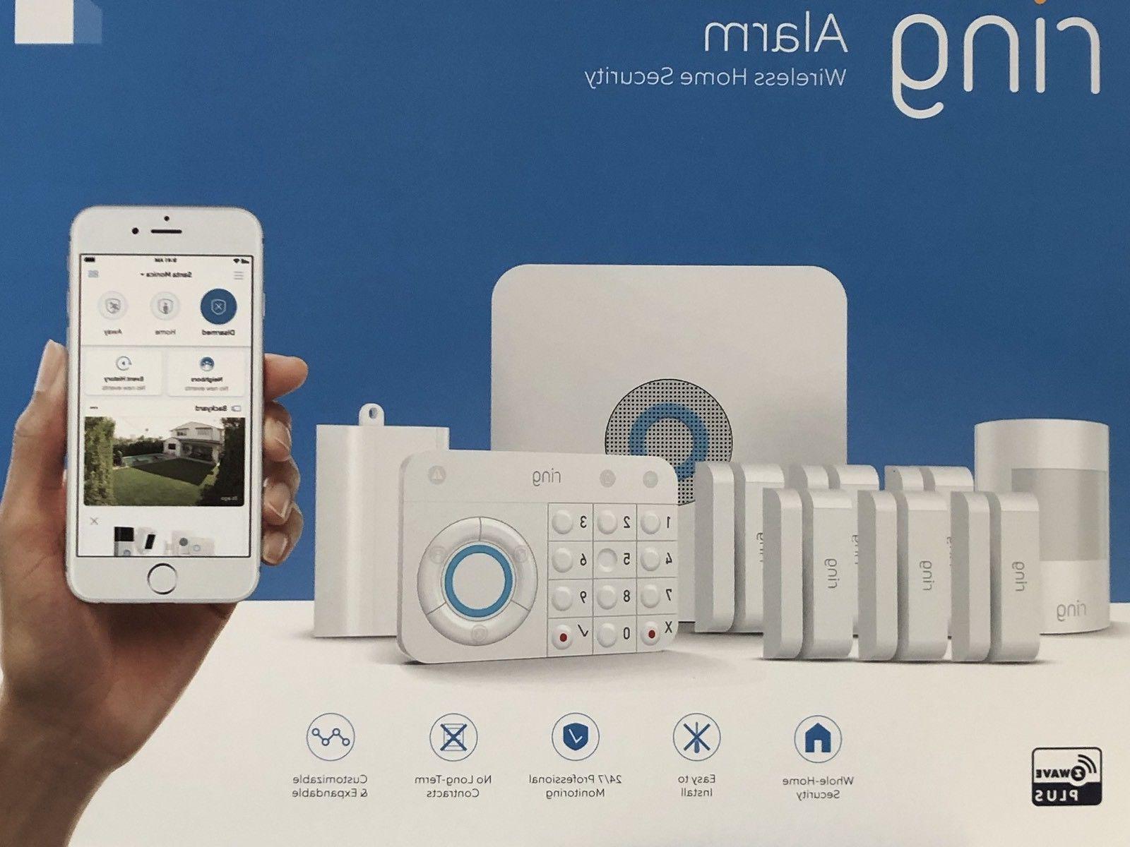 Ring Wireless 10 piece system pro instal