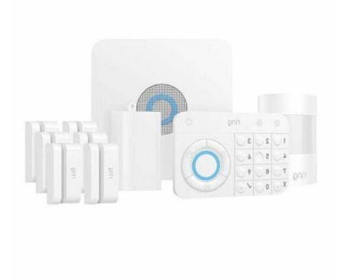 alarm wireless 10 piece security system