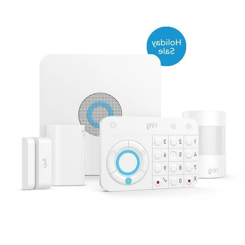 alarm wireless home security system 5 piece