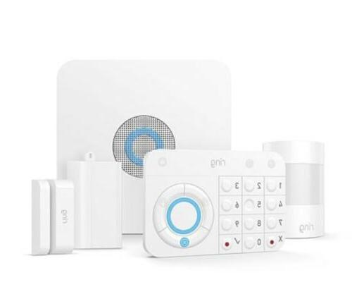 Ring Alarm Security System Kit BRAND NEW Factory Sealed