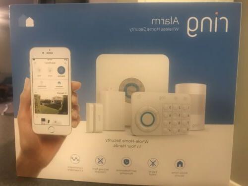 alarm wireless home security system kit brand