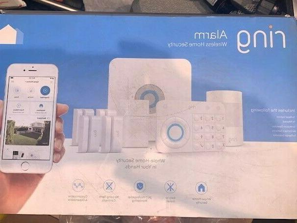 alarm wireless security kit home system 8