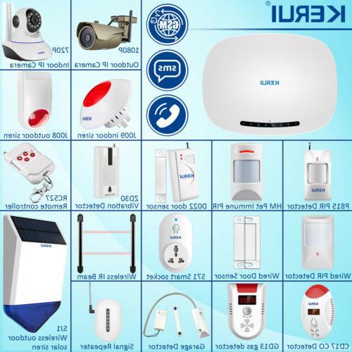 KERUI Accessories W1 W2 G19 Alarm Lot