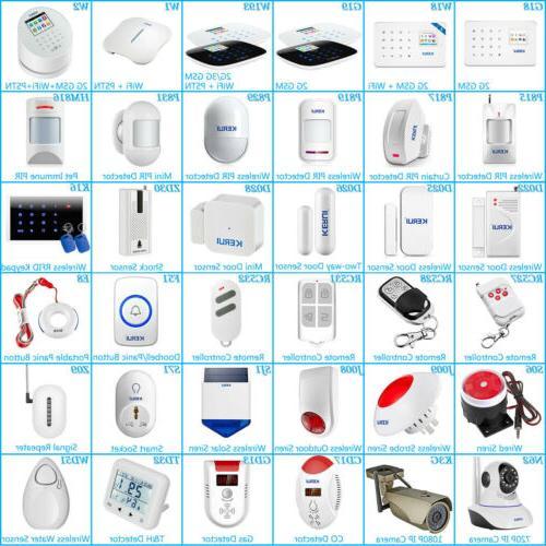 KERUI All Series Alarm Accessories for K7 W1 W2 G18 G19 W193