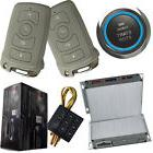 auto car security alarm system with passwords keyless entry