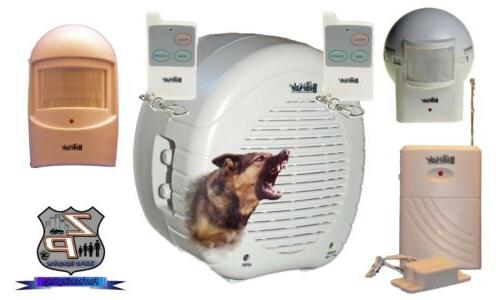 barking dog alarm system safety tech safefamilylife