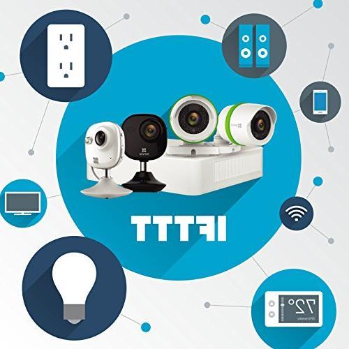 Ezviz Ezviz 1080p Analog Security System with 1TB 4 Bullet Cameras