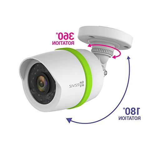 Ezviz 1080p Security System with and 4 Cameras