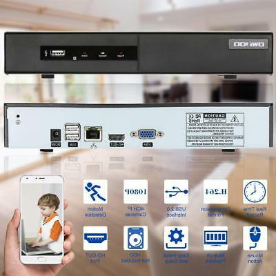 Best OWSOO 4CH P2P CCTV System Email