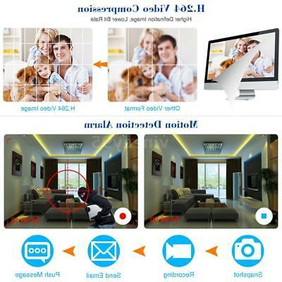Best OWSOO 4CH P2P Surveillance CCTV Camera System Email