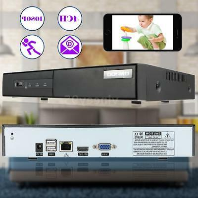 Best P2P NVR for CCTV IP Camera System Email Alarm