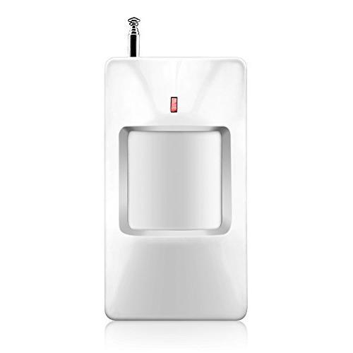 KERUI Black Alarm Dialing Wired Break Sensor Detector Button