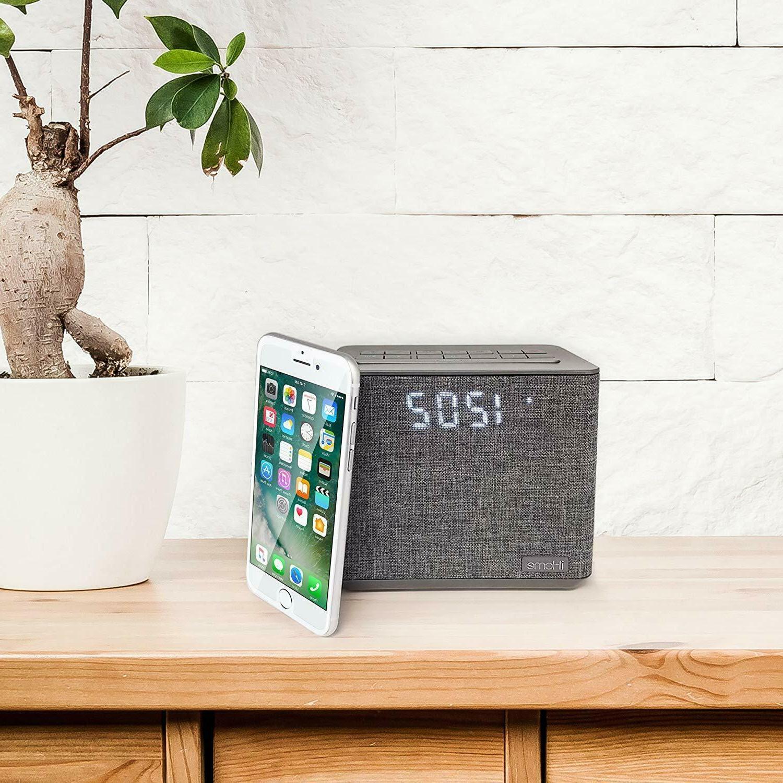 iHome Dual Alarm Clock Speakerphone