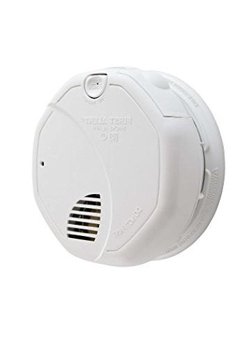 First Alert Smoke Detector, Photoelectric Ionized | Backup, BRK