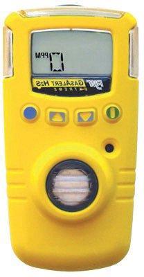 BW Technologies Yellow GasAlert Extreme Portable Carbon Mono