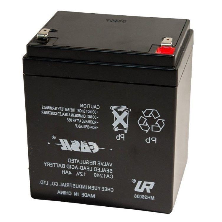 CASIL CA-1240 12V 4AH SLA CA1240 Alarm Control