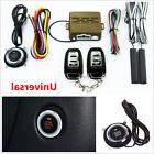 Car Alarm Start Security System Key Passive Keyless Entry Pu