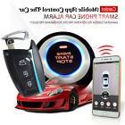 car auto electronics GSM internet alarm car system auto igni