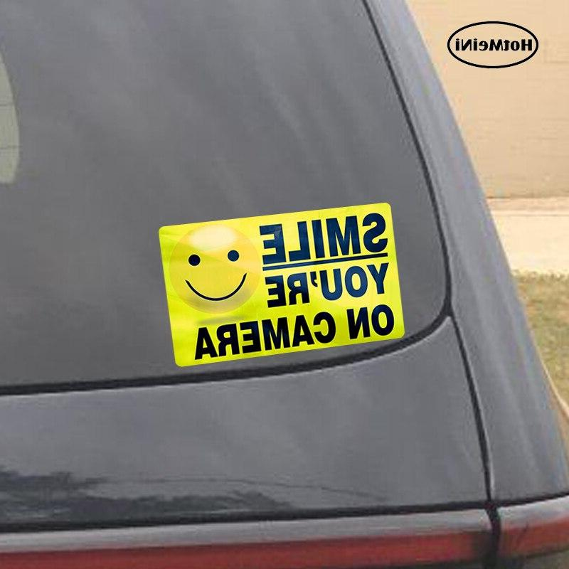 "HotMeiNi Car <font><b>Sticker</b></font> ""INSIDE"" ON <font><b>Stickers</b></font> <font><b>Alarm</b></font> Security <font><b>System</b></font> 13cm*"