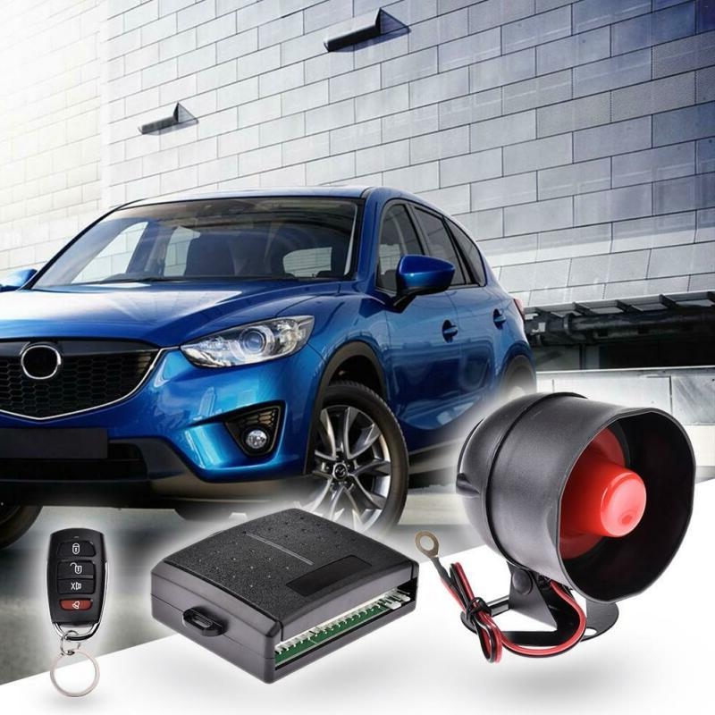 car vehicle auto burglar alarm keyless entry