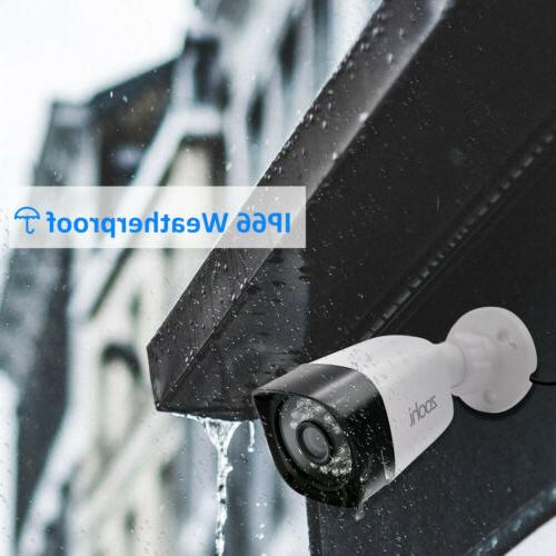 1080P System CCTV With 2TB Hard DVR