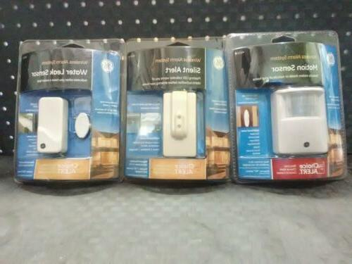 choice alert wireless alarm system motion sensor