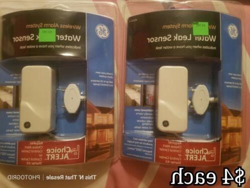 choice alert wireless alarm system water leak