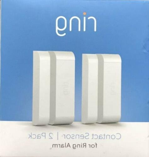 contact sensor 2 pack alarm 2 white