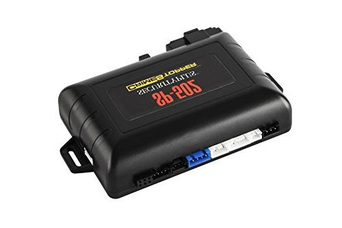 Crimestopper SP-502 2-Way Paging Combo Keyless System Rechargeable Remote