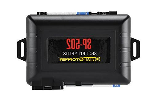 Crimestopper 2-Way Paging Combo Alarm, Entry and Remote System with Remote