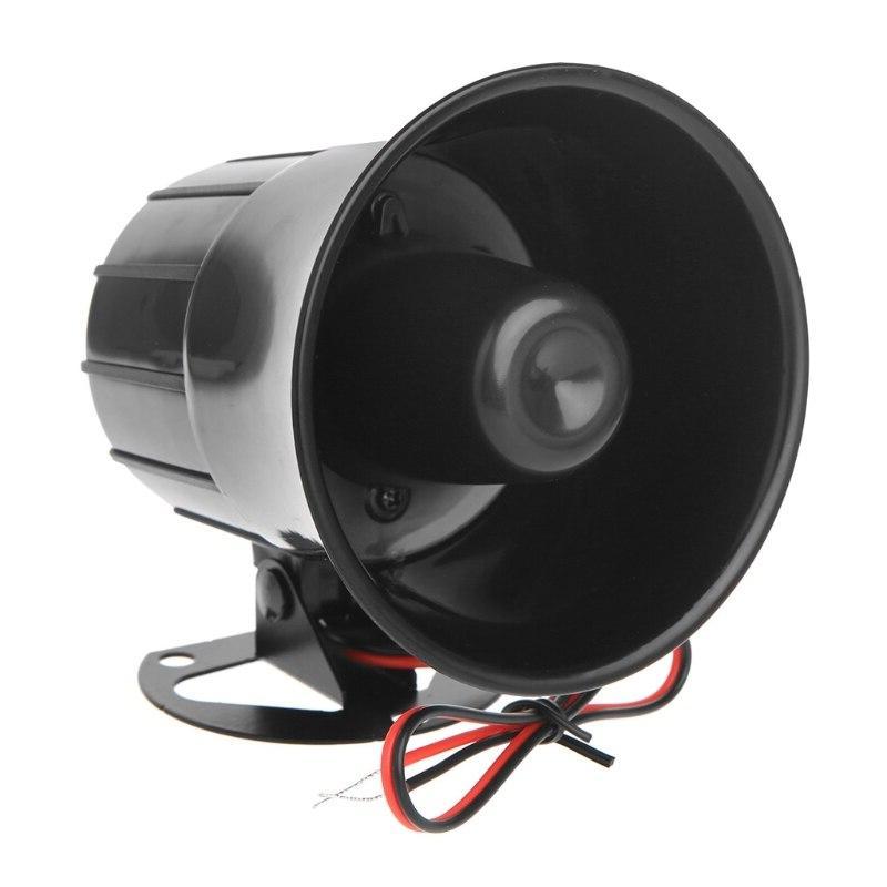 DC 12V Wired Loud <font><b>Alarm</b></font> <font><b>Siren</