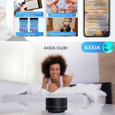 GSM WiFi Home Security System