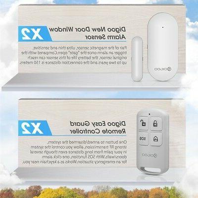 Digoo GSM & Home Security System