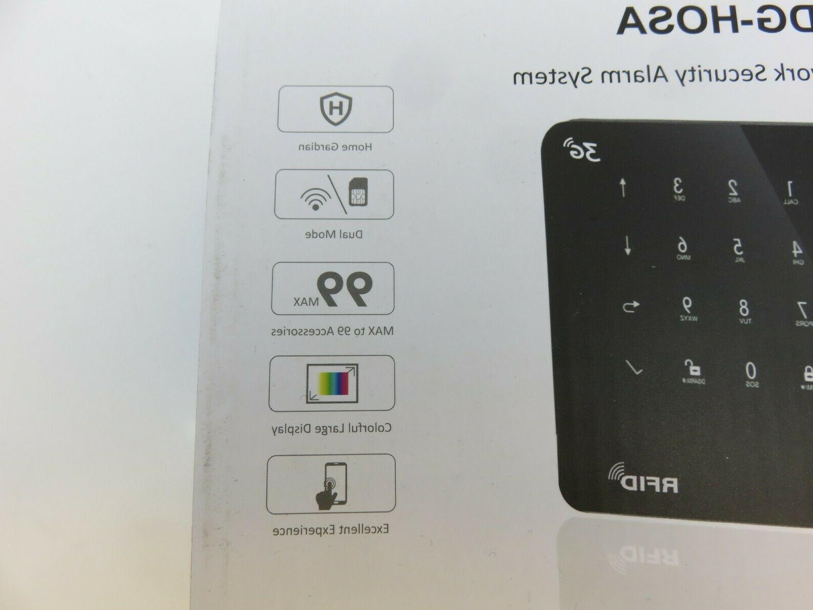 Digoo DG-HOSA 3G&GSM&WIFI Security System