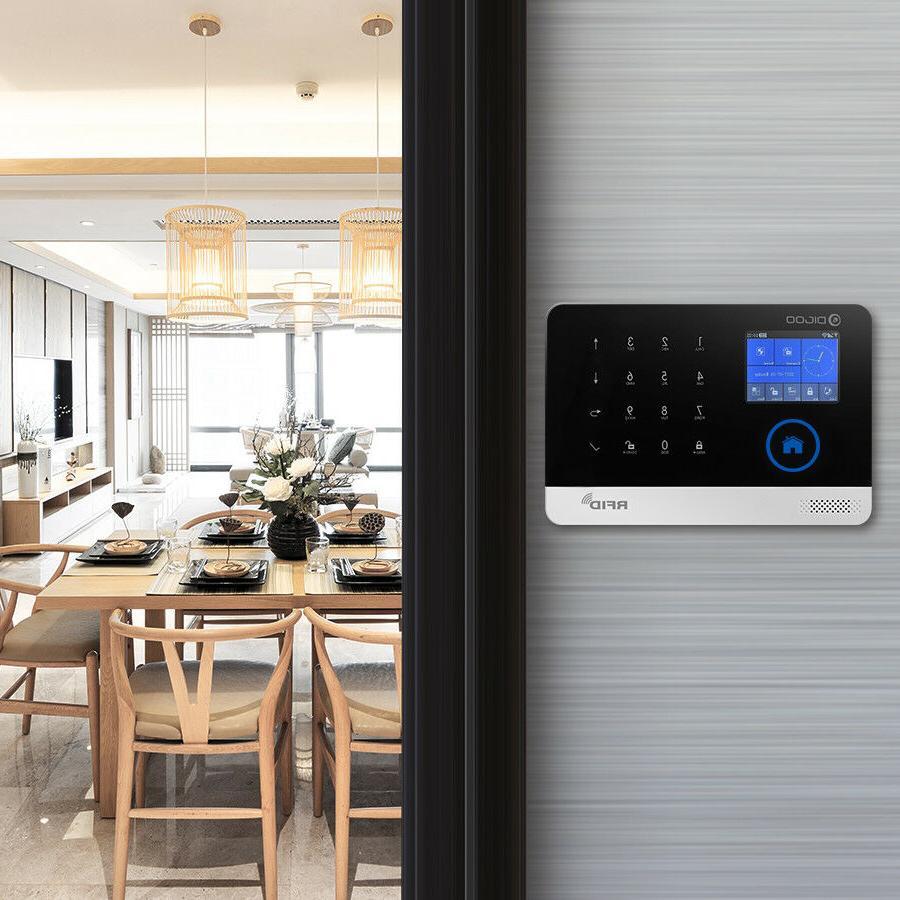 Digoo DG-HOSA WIFI APP GSM Burglar System