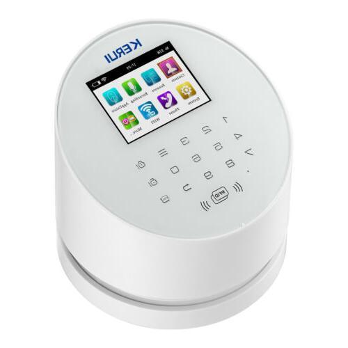KERUI DIY WiFi GSM PSTN Home Security Accessory Lot
