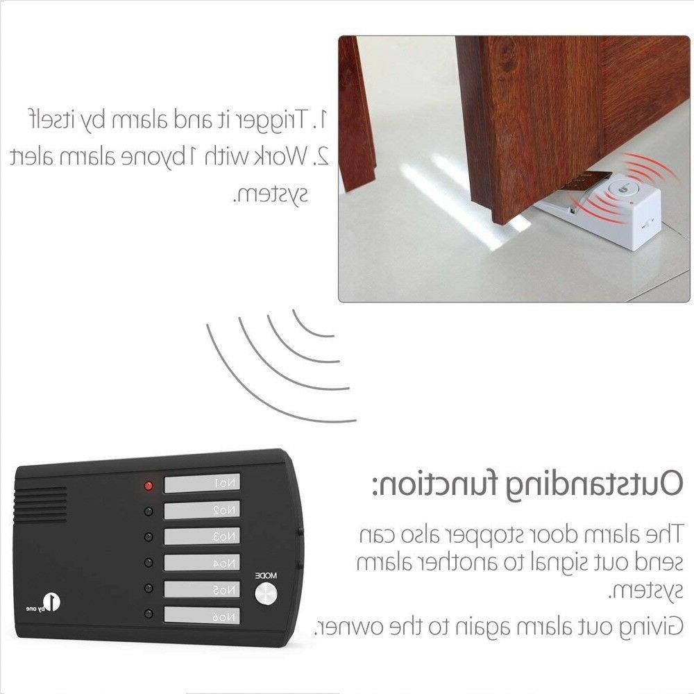 Door Stop Alarm Home Travel