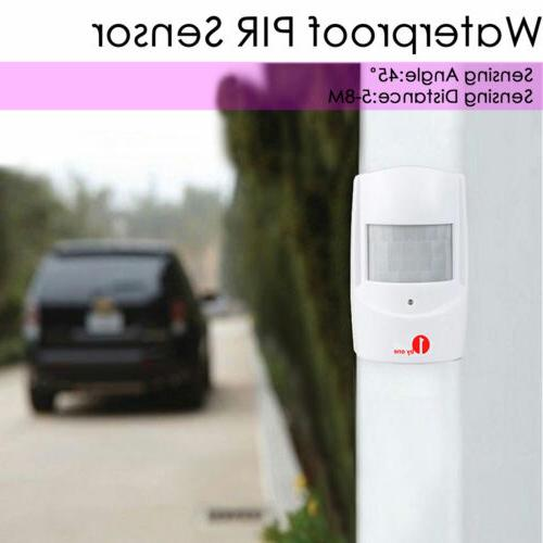 1byone Motion Alarm System Weatherproof