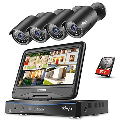 fhd security system dvr