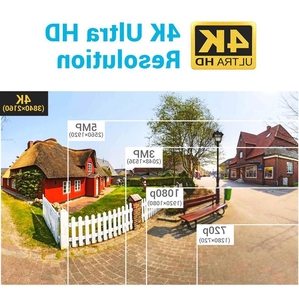 <font><b>ANNKE</b></font> 8X HD 4K CCTV 8MP Outdoor Security EXIR Night Vision Kit