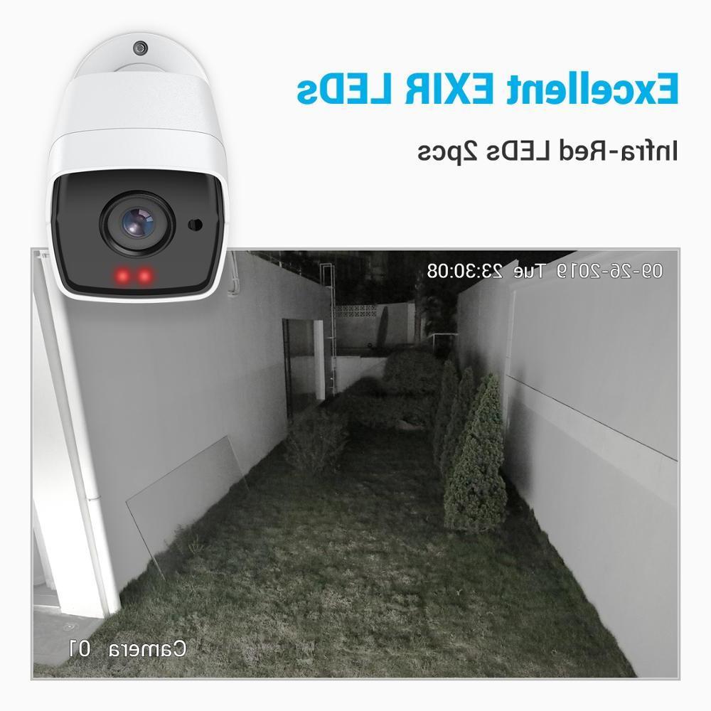 <font><b>ANNKE</b></font> 5MP TVI Outdoor Weatherproof Security Surveillance Vision Email