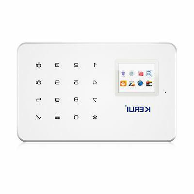 KERUI G18 Home Security Kit